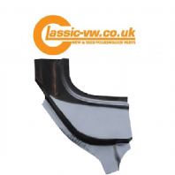 Mk1 Golf Windscreen Panel Corner Section, Driver Side